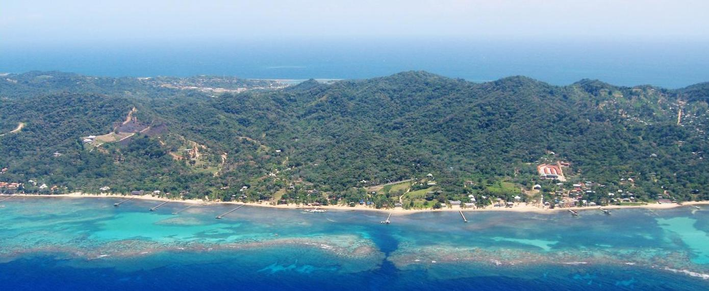 Come and Discover Caribbean Eco-Luxury at... La Selva Eco Estate Resort, Roatan
